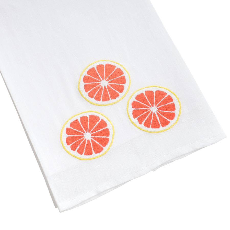 Grapefruit Tip Towel