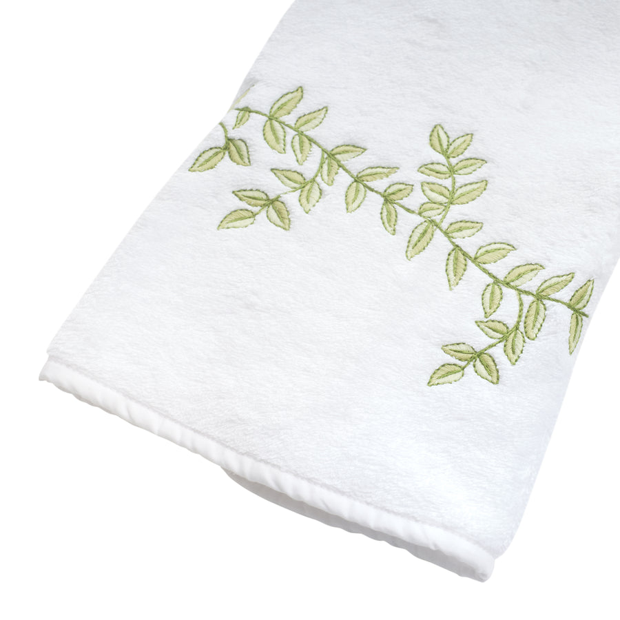 Greenwich Vine Terry Towels