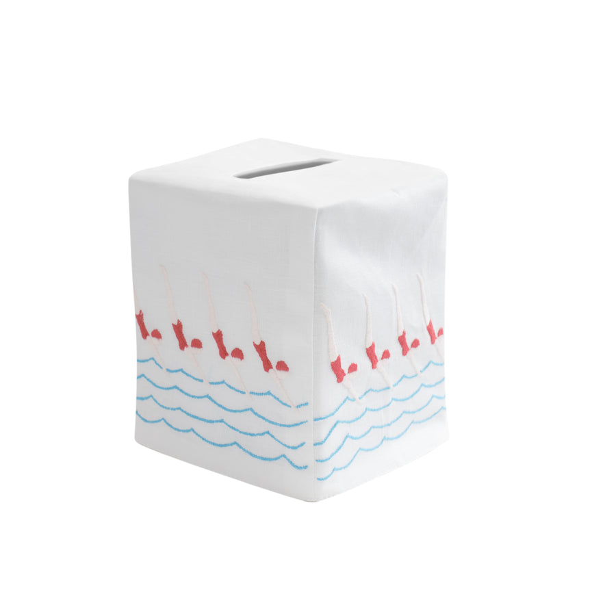 Divers Tissue Box