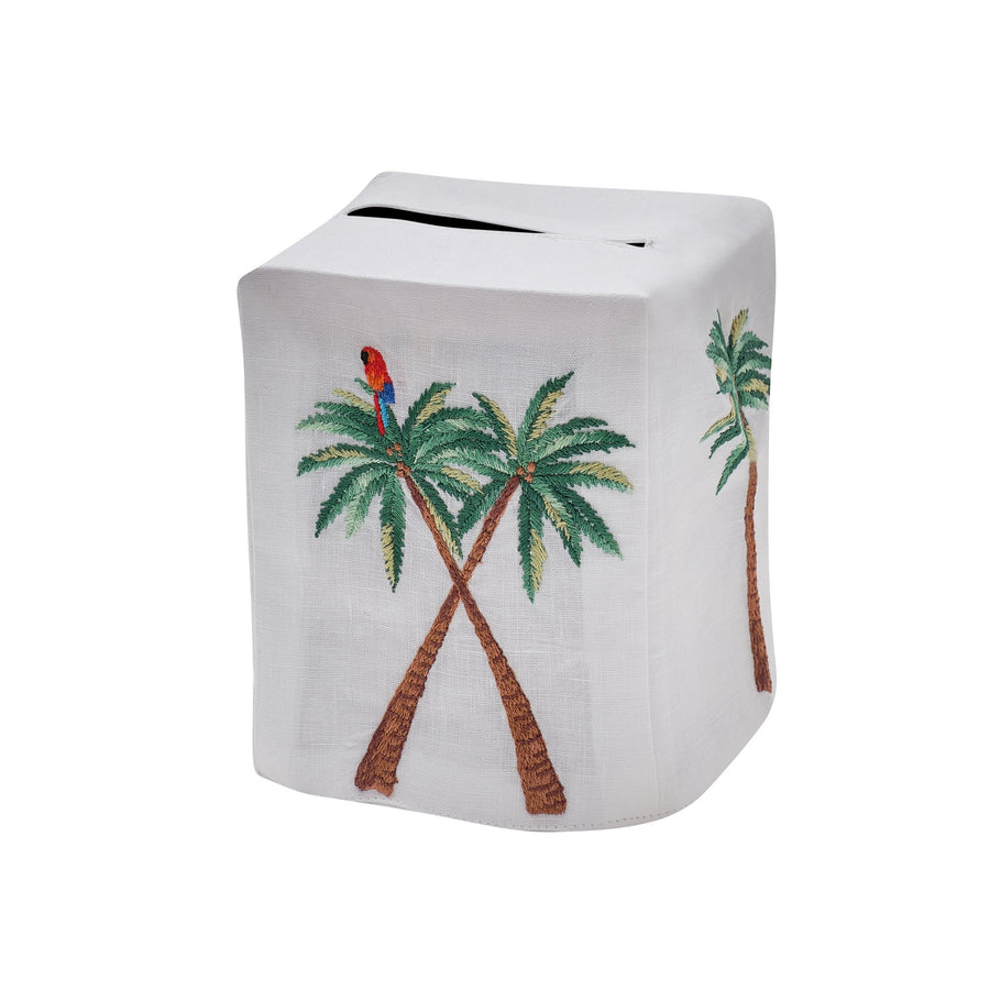 King Palm Tissue Box Cover