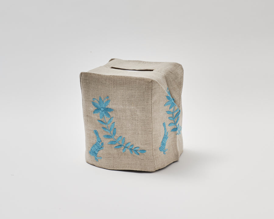 Otomi Tissue Box Cover