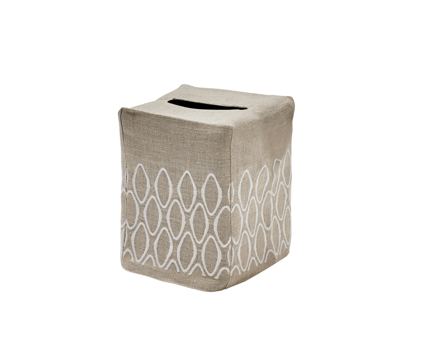 Sonar Tissue Box Cover