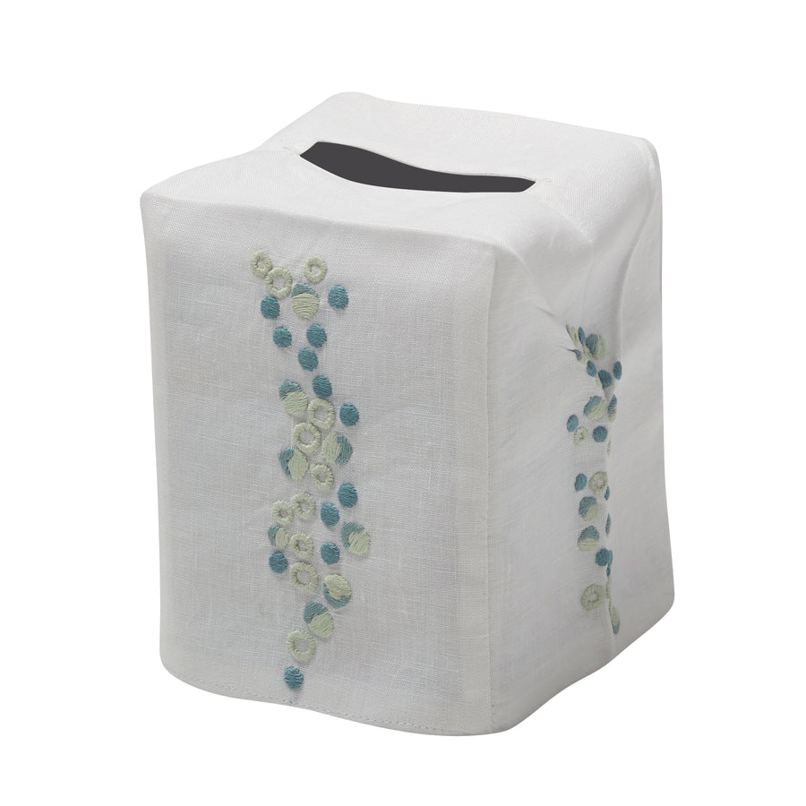 Bubbles Tissue Box Cover