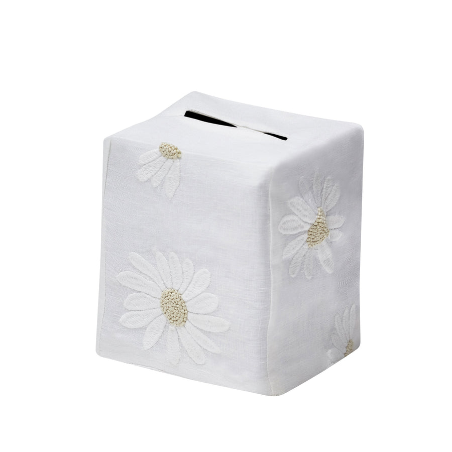 Daisy Tissue Box Cover