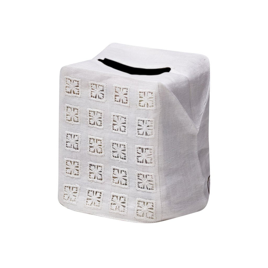 Starburst Jour Tissue Box Cover