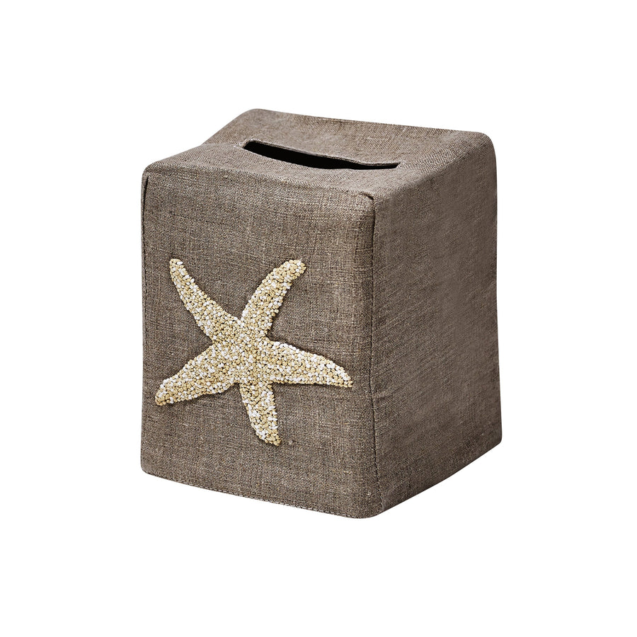 Starfish Tissue Box Cover