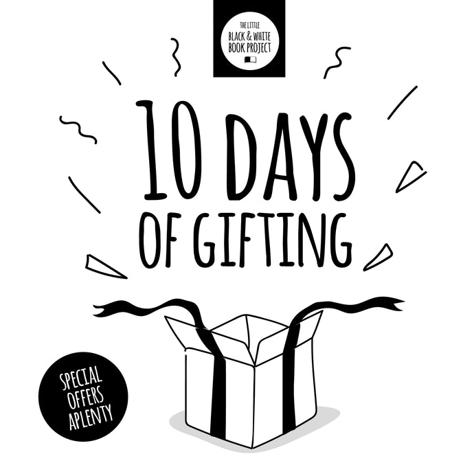 Our big 10 days of gifting!