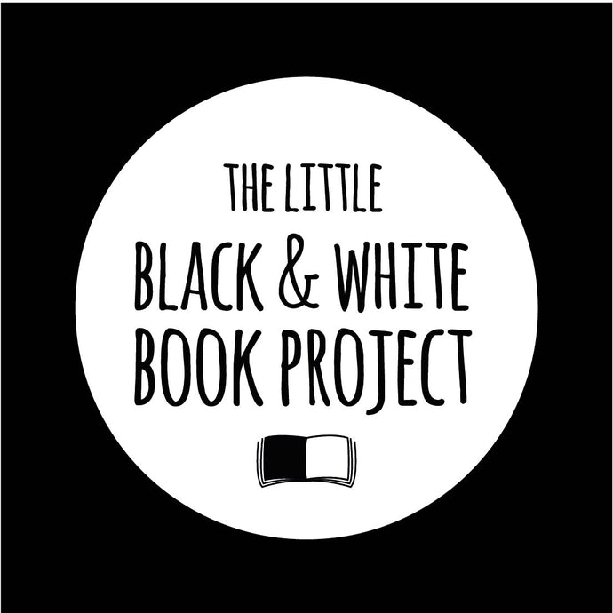 Welcome to The Little Black & White Book Project