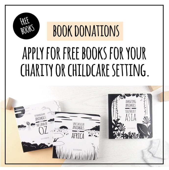 FREE books for children in our massive giveaway