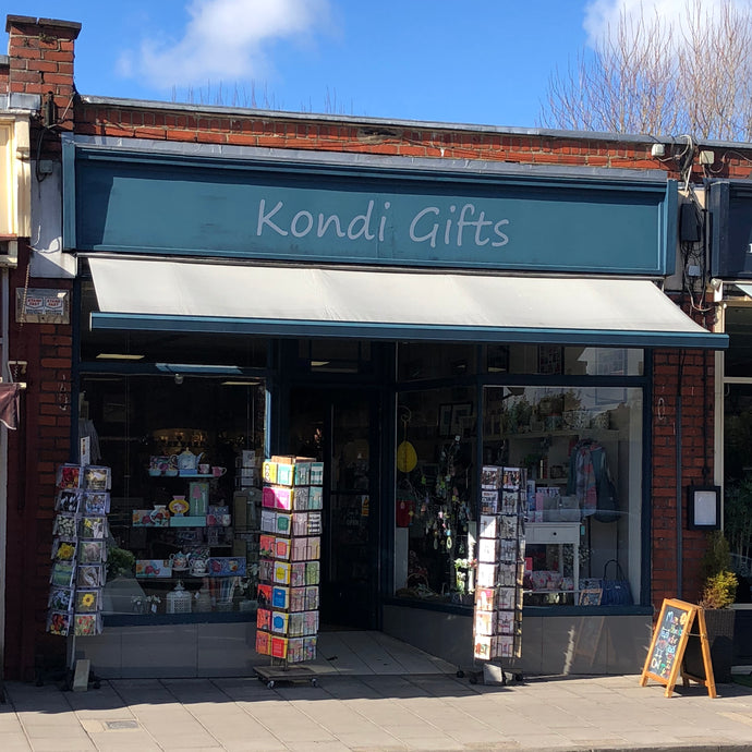 New partner: Kondi Gifts