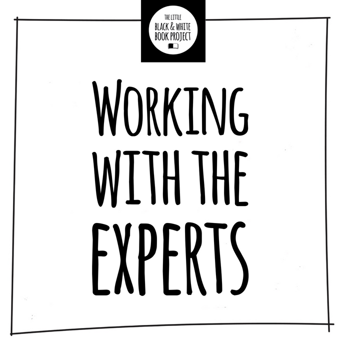 The power of working with experts in their fields
