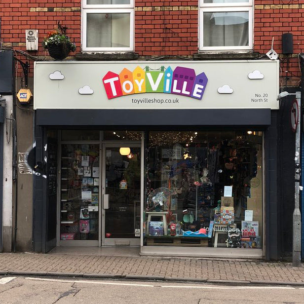New partner: Toyville