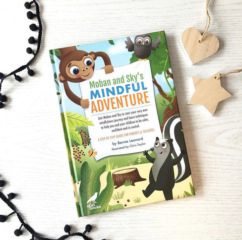 moban and sky's mindful adventure cover