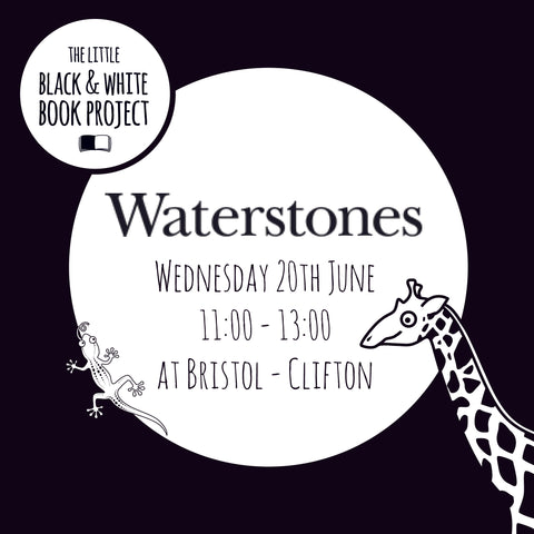 waterstones pop up event