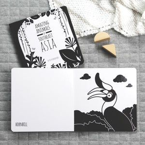 Our signature set of 3 baby books - The Little Black & White Book Project