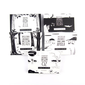 The black and white gift set - The Little Black & White Book Project