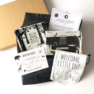 Mini Explorer's Club gift box