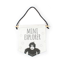 Load image into Gallery viewer, Orangutan flag - Mini Explorer