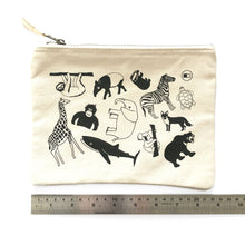 Load image into Gallery viewer, Zip pouch perfect for on the go