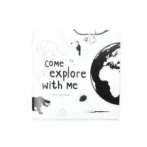 Come Explore With Me storybook