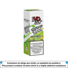 Load image into Gallery viewer, IVG Nic Salt - Kiwi Lemon Kool 10ml - OB Vape Ireland