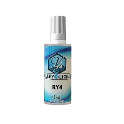 Valley Liquid - RY4 50ml - OB Vape Ireland