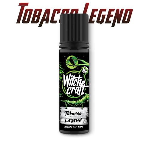 Witchcraft - Tobacco Legend 50ml - OB Vape Ireland