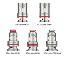 Load image into Gallery viewer, Vaporesso Target PM80 GTX Mesh Coil - OB Vape Ireland