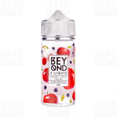 IVG Beyond - Cherry Apple Crush 100ml - OB Vape Shop Ireland | Free Next Day Delivery Over €50 | OB Vape Ireland's Premier Vape Shop