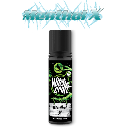 Witchcraft - Menthol X 50ml - OB Vape Ireland