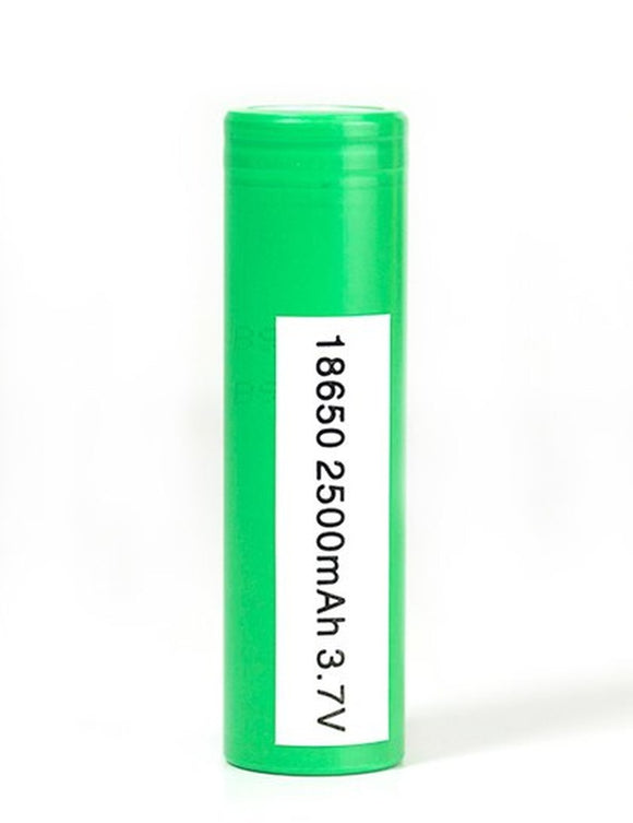 Samsung 25r 18650 Battery - OB Vape Ireland