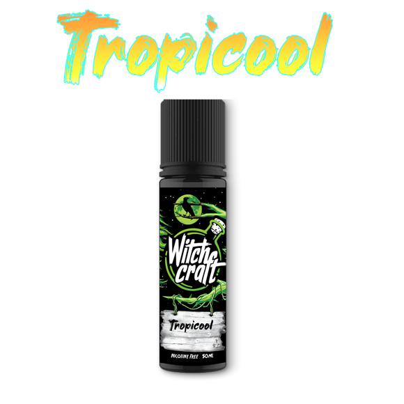 Witchcraft - Tropicool 50ml - OB Vape Ireland