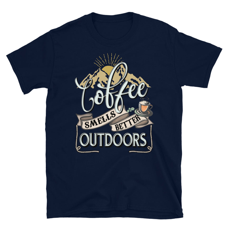 Coffee Smells Better Outdoors