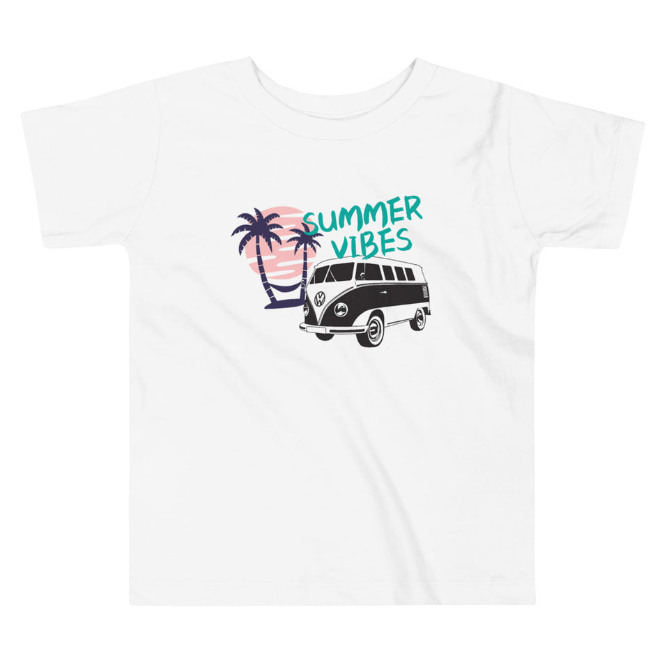 Summer Van Vibes -Toddler