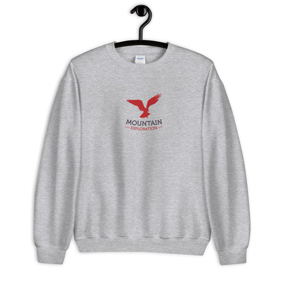 Mountain Exploration Unisex Sweatshirt