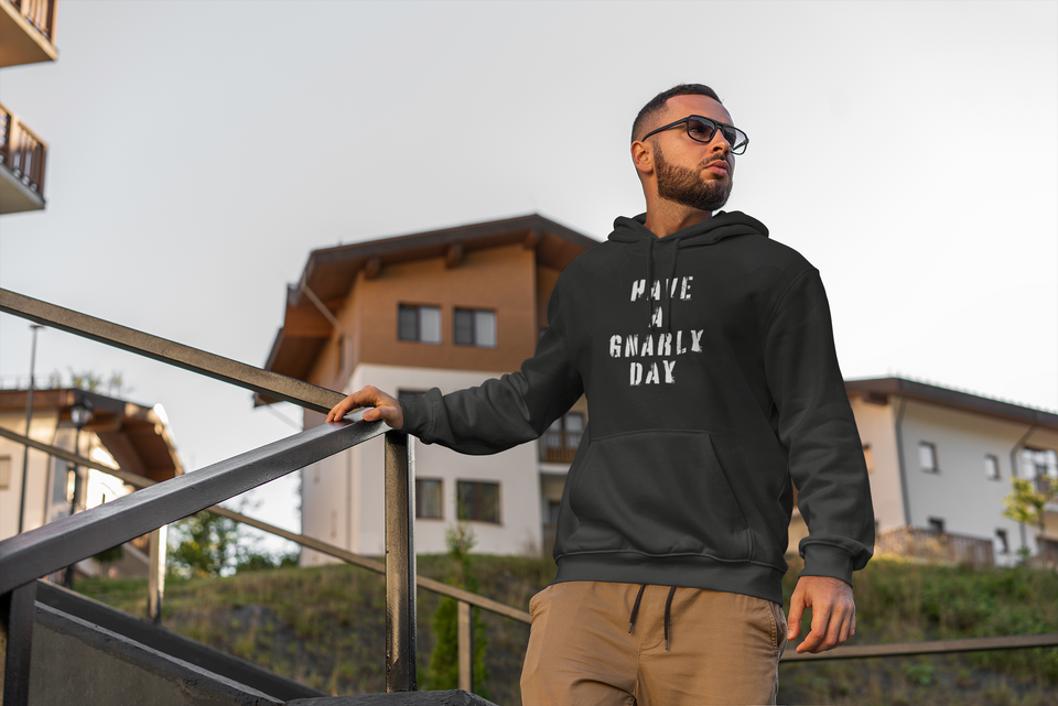 Have a Gnarly Day Unisex Hoodie