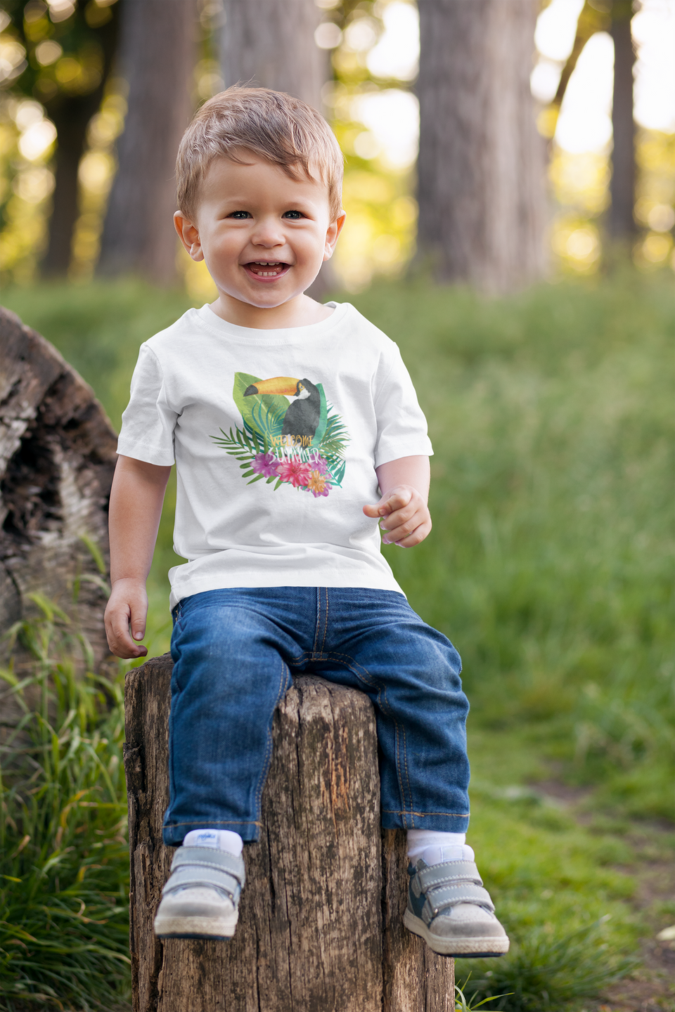 Toucan Welcome Summer - Toddler