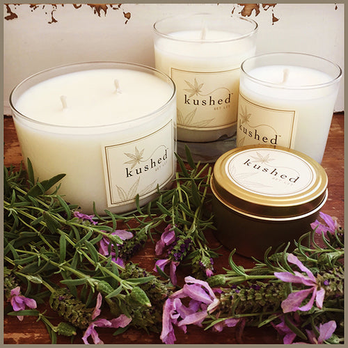 LavenderKush - lavender, clary sage and hemp