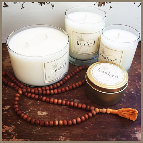 Sadhu - sandalwood, plumeria and hemp