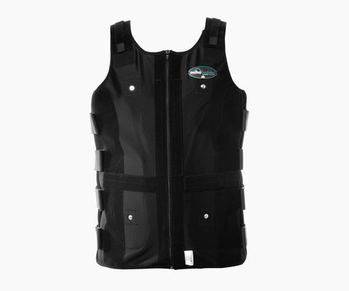 Electrode vest men (excl. cable set) - i-body inside