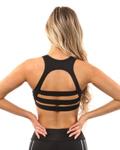 Load image into Gallery viewer, Laguna Set - Leggings & Sports Bra - Black