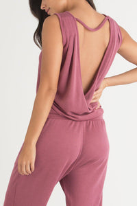 Fall Forever Lounge Jumpsuit
