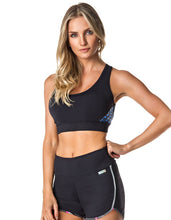 Load image into Gallery viewer, Sports Bra - Black