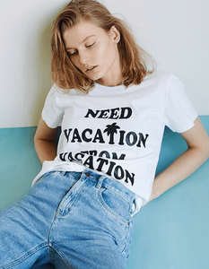 Need vacation from vacation Women's T-Shirt