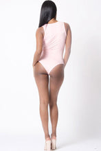 Load image into Gallery viewer, Cut-Out Detail Sleeveless Bodysuit