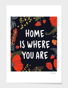 Home is where you are Legging