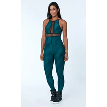 Load image into Gallery viewer, Workout Jumpsuit Poliana - Burgundy