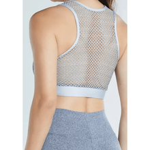 Load image into Gallery viewer, Fishnet Sports Bra - Caruaru