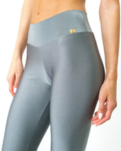 Load image into Gallery viewer, Samba Ultra-Stretch UV Protected Compression Leggings - Zinc
