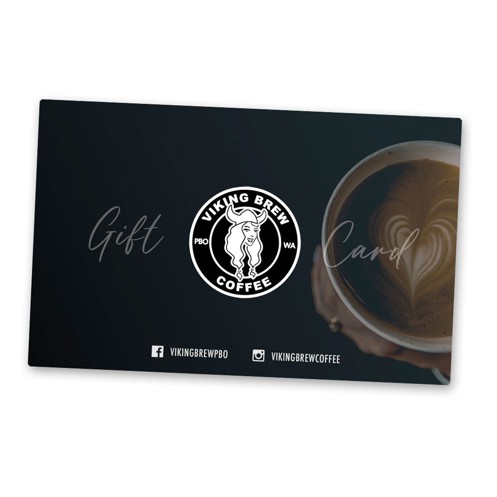 Viking Brew Gift Card